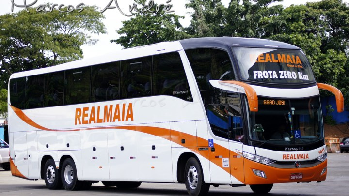 GO: Crianças viajaram escondidas em ônibus da Real Maia, diz PRF