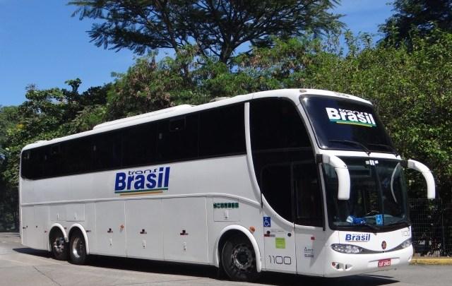 Trans Brasil escala seus modernos carros LD na Semana Santa