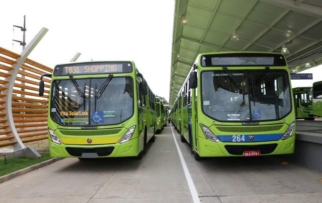 Teresina: passageiros vivem momento de pânico durante arrastão em ônibus
