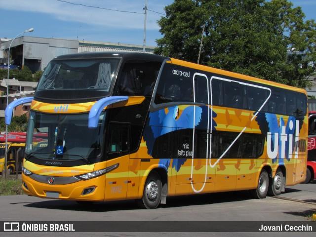 Util renova com mais 4 New G7 1800 DD Mercedes-Benz