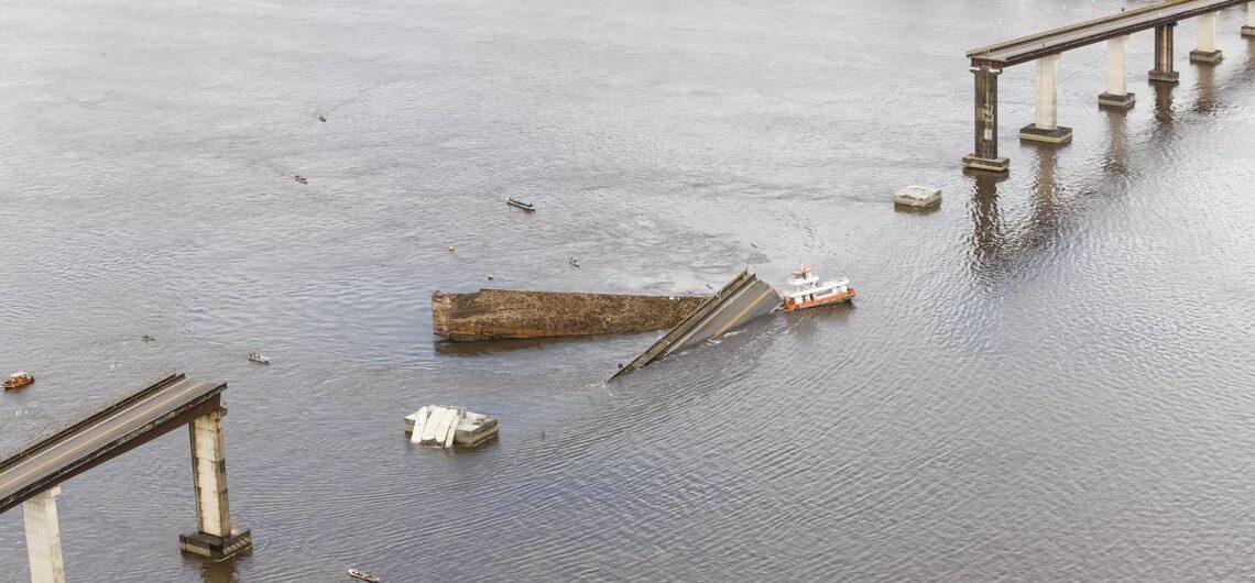 Após queda de Ponte, governador do Pará decreta estado de emergência