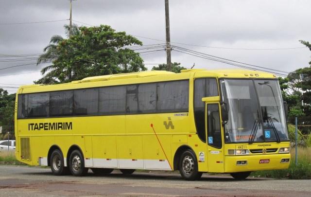 Viação Itapemirim escala seus Vissta Buss na Rio x São Luiz x Rio