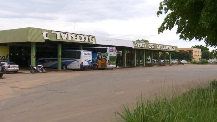 Rodoviária de Ariquemes em Rondônia deverá ter concessão