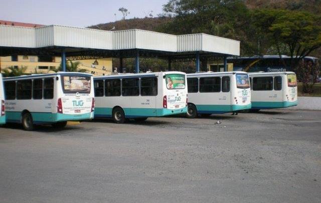 Tarifa de ônibus sobe para R$ 4,10 em Guaratinguetá