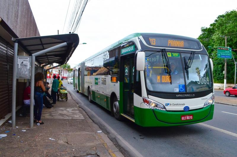 Cuiabá: TCE mantém passagem de ônibus em a R$ 3,85
