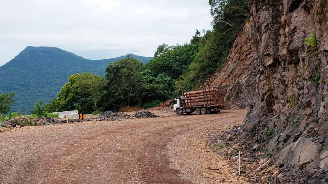 SC: Serra da Rocinha entra em obras durante 8 meses