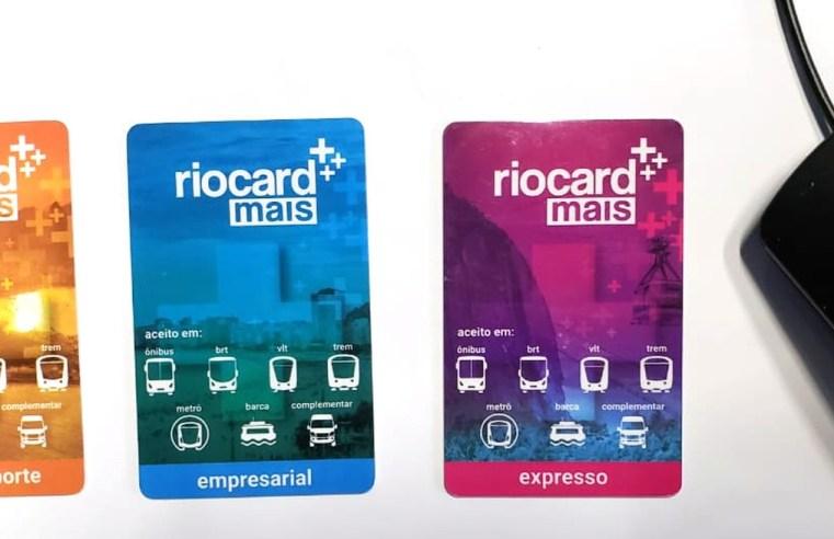 RioCard muda sistema de bilhetagem e vai trocar 5 milhões de cartões