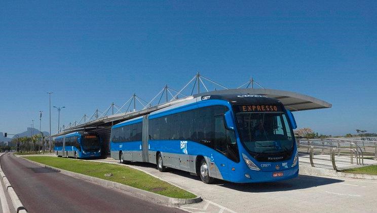 Rio: Intervenção do BRT diz que 33% da frota está parada devido falta de manutenção