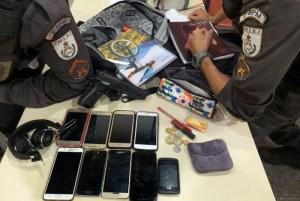 Bandidos assaltam ônibus na Zona Sul do Rio e acabam presos logo em seguida - revistadoonibus