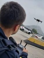 PRF vai monitorar rodovia Niterói x Manilha a BR-101 com drones e blindados
