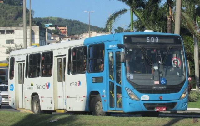 ES: Homem é preso por importunação sexual em ônibus do Transcol