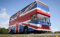 Ônibus oficial das Spice Girls é transformado em alojamento do Airbnb