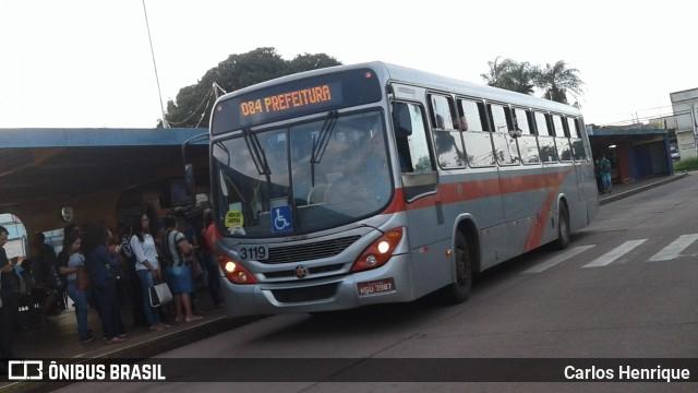 Guarda Municipal prende homem após importunação sexual em ônibus de Campo Grande