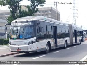 Prefeitura de São Paulo suspende assinatura de contratos com empresas de ônibus