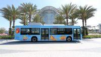 BYD vende 40 novos ônibus elétrico para Cidade da Califórnia