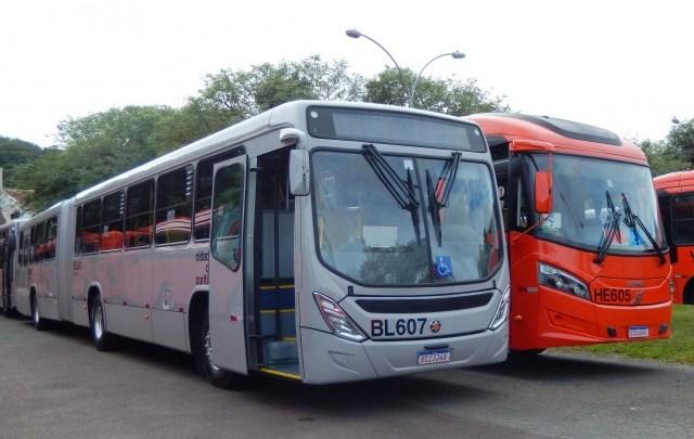 Salário de motoristas e cobradores de Curitiba aumenta