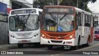 Manaus segue com frota de ônibus reduzida após intervenção da prefeitura