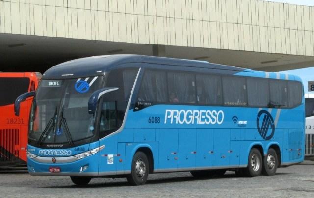 Auto Viação Progresso é processada na Paraíba por não cumpri o Estatuto do Idoso