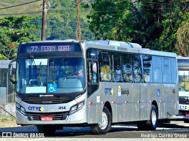 Tarifa de ônibus do Guarujá terá aumento na sexta-feira 10