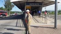 Consórcio BRT Rio reabre estação do Mato Alto com equipamento contra calote