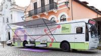 Curitiba terá ônibus levando arte e história  nos bairros da cidade
