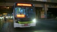 Homem morre atropelado por ônibus na Leopoldina de madrugada