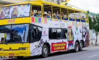 Campina Grande: Ônibus do Forró fará tour cultural  durante o São João