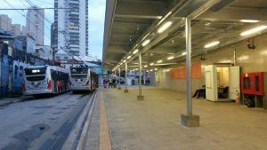 SPTrans começa operação com 33 linhas no terminal de ônibus Vila Prudente