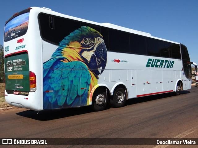 Eucatur muda identidade visual chamando atenção de todos os passageiros