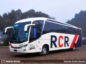 RCR Locações adquire 7 novos ônibus Comil