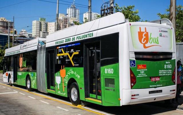 Exposição de ônibus elétricos no Museu da Energia é destaque em São Paulo