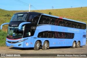 Expresso Guanabara adquire seu primeiro Paradiso New G7 8x2