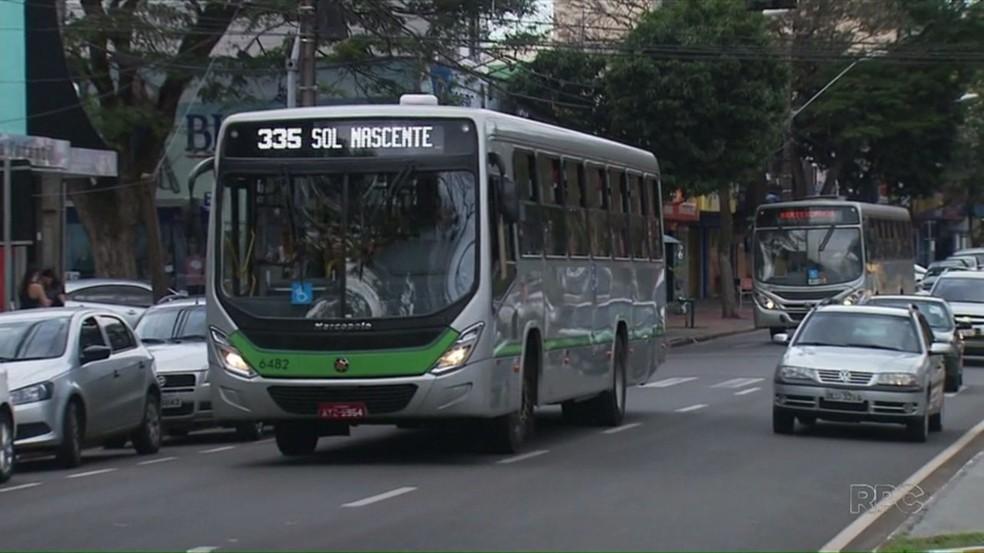 Maringá terá aumento na tarifa de ônibus urbano nesta sexta-feira 14