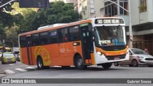 Estado do Rio tem aumento de 10,1% no número de assaltos a ônibus em Maio