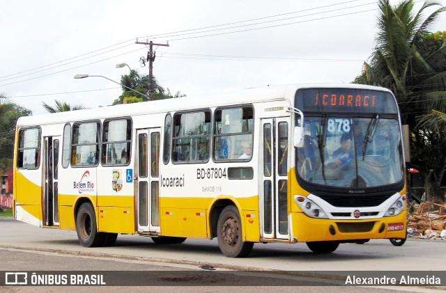 Belém terá aumento na tarifa de ônibus para R$ 3,60 nesta quarta-feira