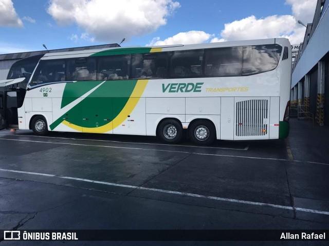 Verde Transportes adquire cinco novos Paradiso New G7 1600 LD Scania