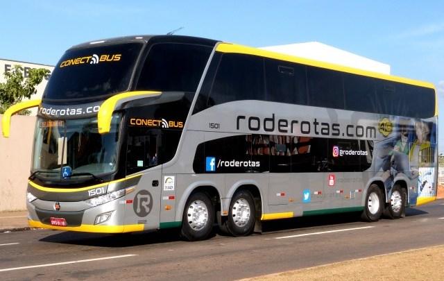 Rode Rotas incorpora novo Paradiso G7 1800 DD 8×2 em sua frota