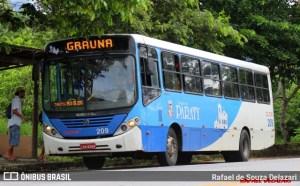 Viação Colitur prepara operação para atender a Flip 2019 em Paraty