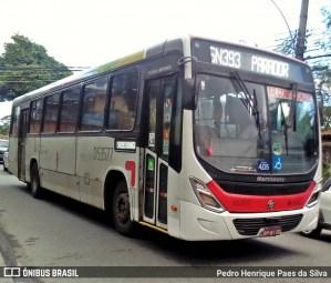Assaltos a ônibus no Rio e Grande Rio estão constantes