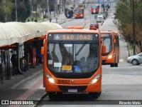 Calote em ônibus de Curitiba custa R$ 6 milhões ao ano diz empresas
