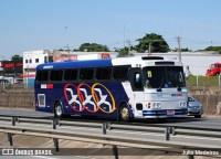 Ônibus da empresa Brasil Center é apreendido por fiscais da ANTT no Ceará