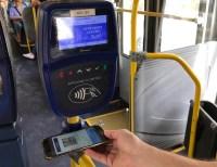 Em Sorocaba passagem de ônibus urbano já pode ser paga aproximando smartphone