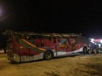 Acidente com ônibus da Brasil Santana deixa 10 mortos e 51 feridos na serra de Campos do Jordão