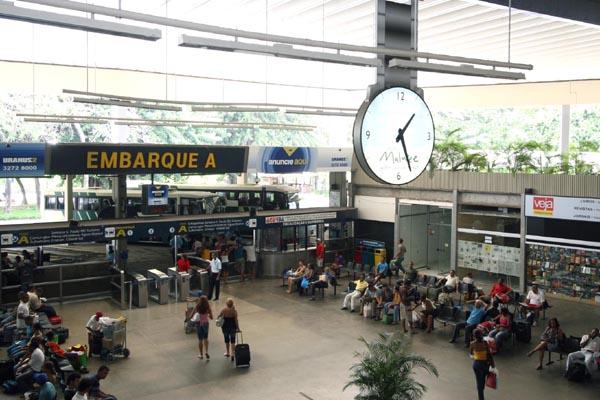 Rodoviária de Salvador e de Feira de Santana reajustam tarifa de embarque