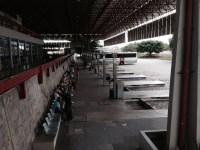 Rodoviária de Maceió possui pouco movimento na véspera do feriado de Corpus Christi
