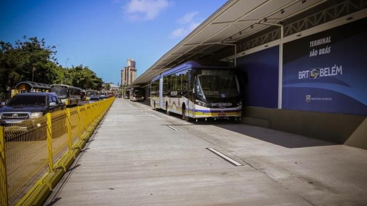BRT de Belém terá que ampliar horários após determinação de juiz