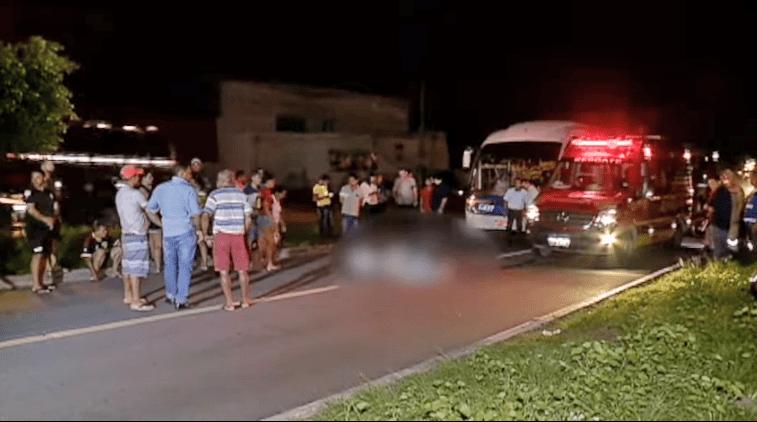 PE: BRT atropela homem na BR-101