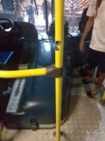 Assalto a ônibus escolar na BR-020 deixa dois alunos feridos no interior do Ceará