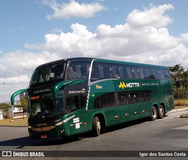 Viação Motta começa operação com DD na Brasília x Campo Grande