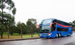 Rio Doce adquire novos Comil Invictus DD Scania 8x2